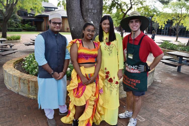Chisholm Catholic College embraces diversity on Harmony Day