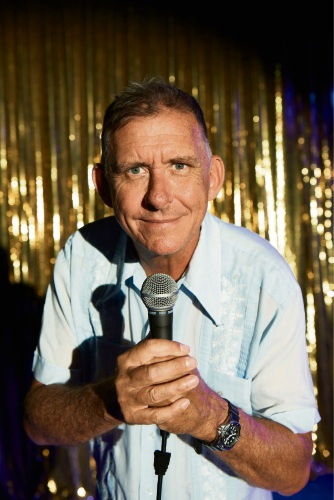 Comedian Peter Rowsthorn is performing in Fremantle.