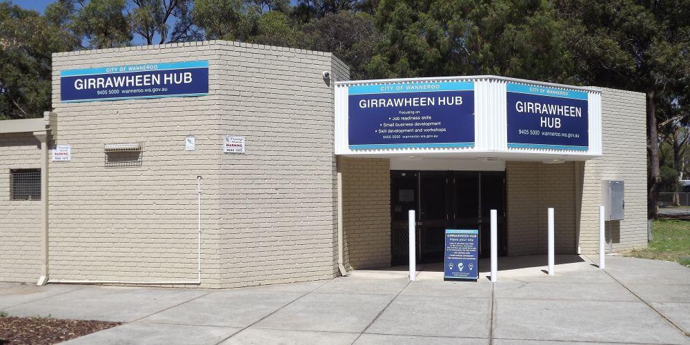 Girrawheen Hub has been officially opened.