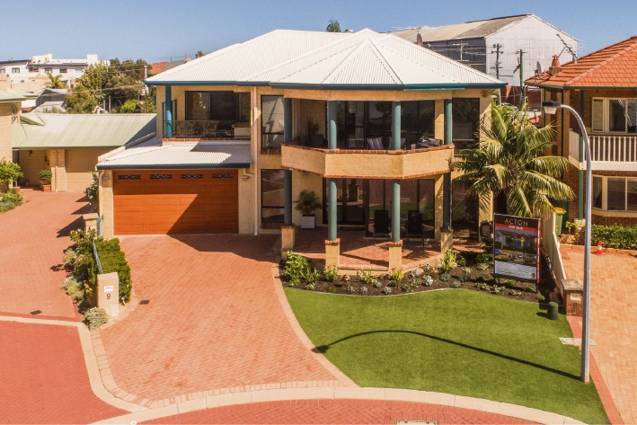 9 Salustri Place, North Fremantle – $1.725 million