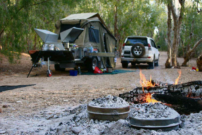 From top to bottom, here are WA's top five camping spots