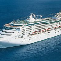 Search called off for elderly man overboard on Sun Princess cruise ship