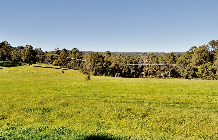 Hills lifestyle on offer at Harmony in Parkerville