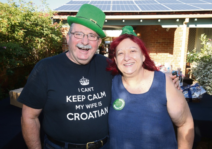 Vince and Anne Garreffa. Picture: Matt Jelonek www.communitypix.com.au d480544