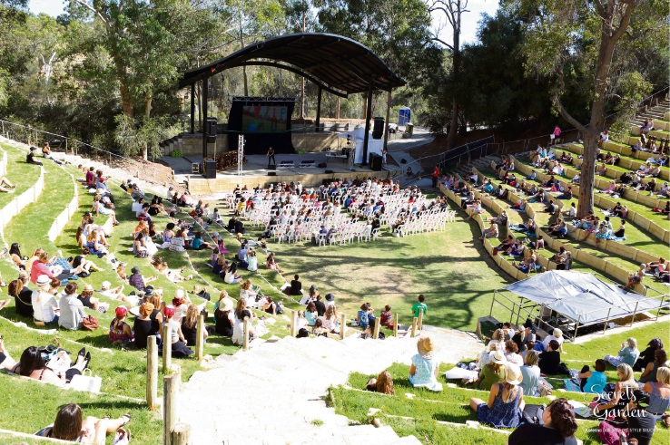 Secrets in the Garden is heading to Perth next month. Pic: Secrets in Garden Fest.