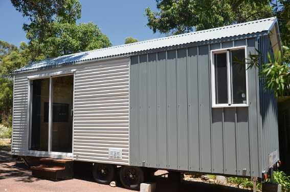 Get some big help with tiny homes at the Perth HIA Home Show this weekend.