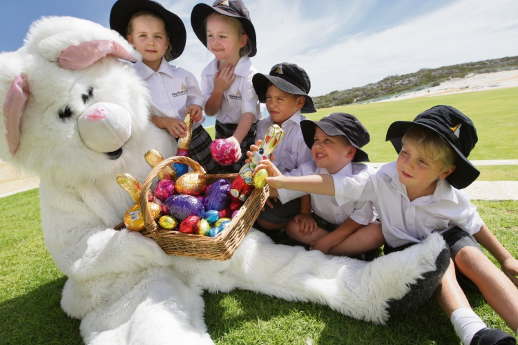 Easter Bunny visiting Eglinton and Alkimos over next two weekends