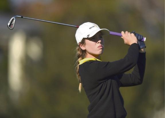 Maddison Hinson-Tolchard will lead WA's girls side at April's Australian Junior Interstate Series and Australian Junior Amateur Championships.
