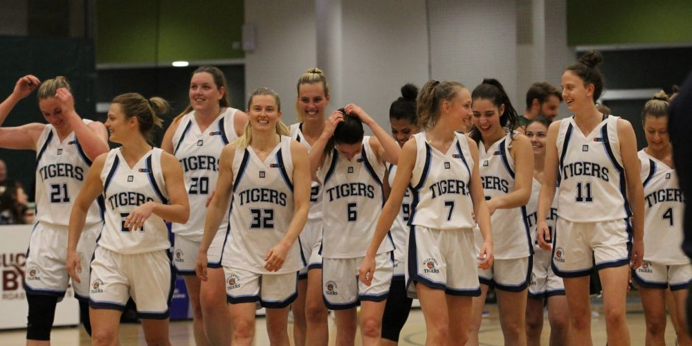 The Willetton Tigers. Picture: June Halliday