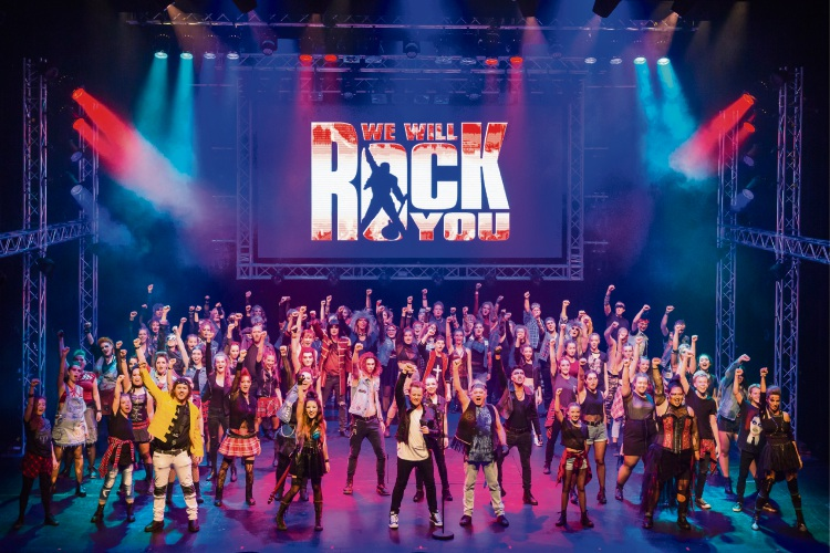 We Will Rock You rocks His Majesty's Theatre for HeartKids