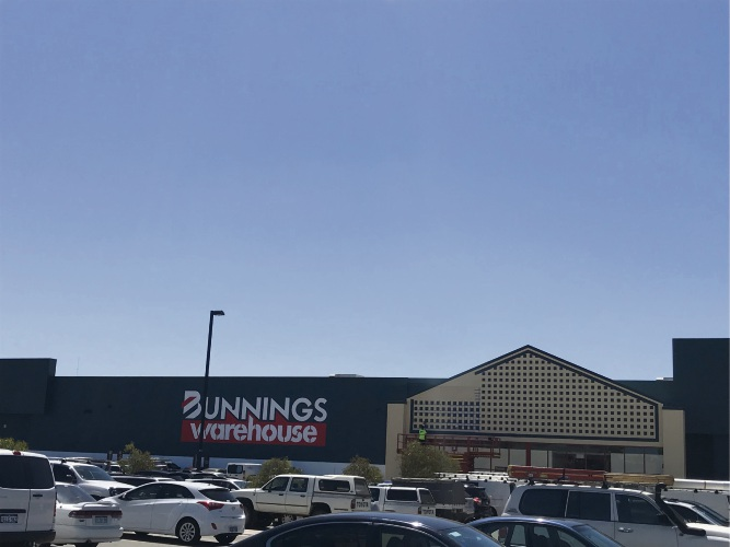Bunnings Bayswater to celebrate opening