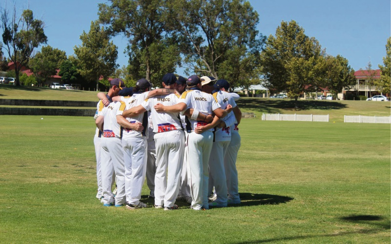 Mixed results for White Knights Baldivis Cricket Club teams in grand finals