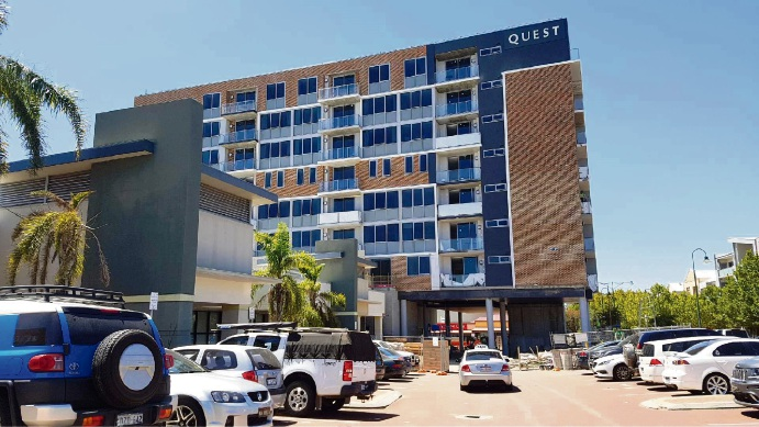 Apartment hotel operator Quest opens Midland  building