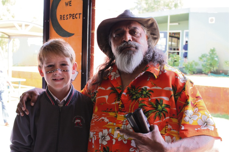 Rockingham Senior High School Education Support students enjoyed a cultural day