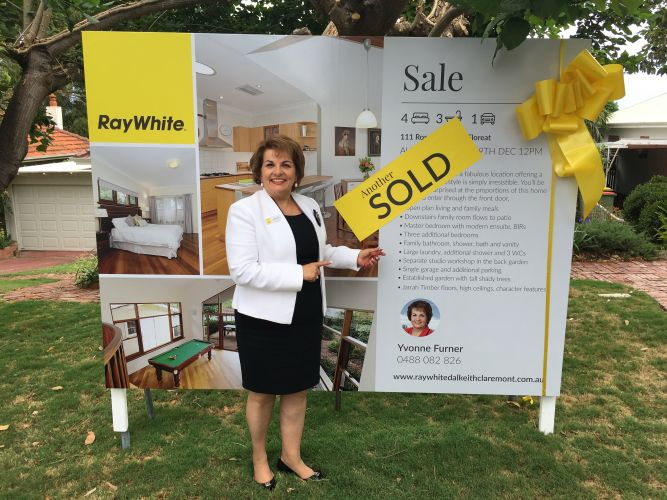 "Real estate has been an ""amazing journey"" for Yvonne Furner"