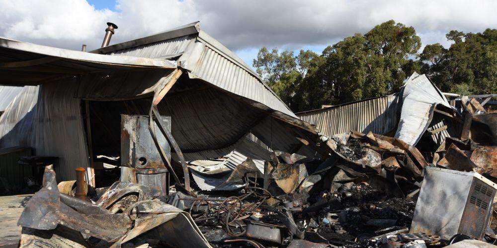 Arson squad investigating suspicious Bullsbrook house fire