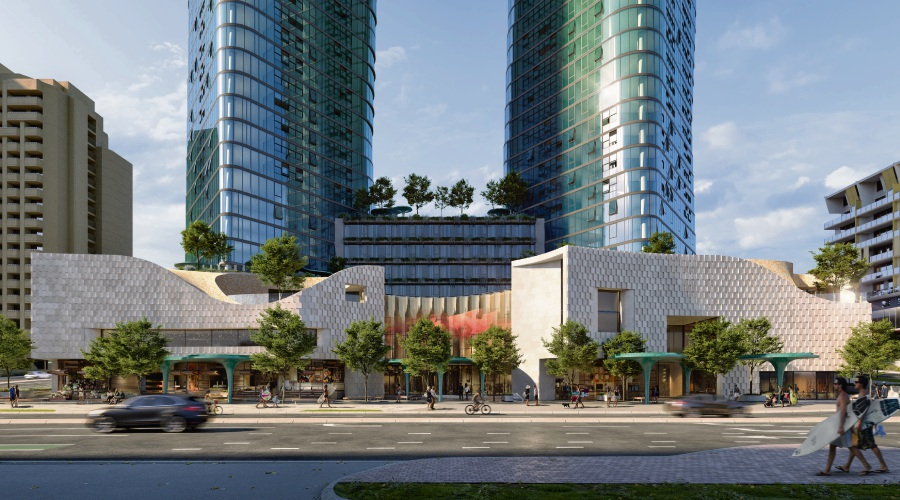 Scarborough high rise developer revises plans