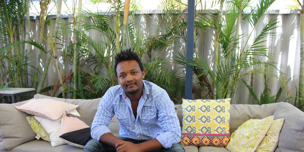 Abdi Kalbesa.