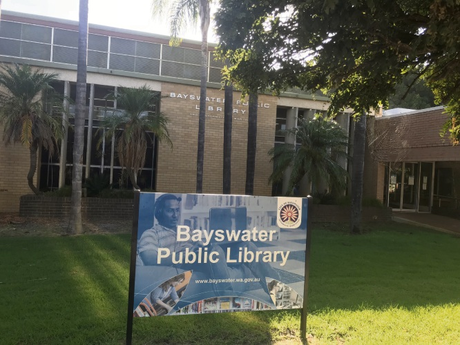 Bayswater Library. Picture: Kristie Lim.