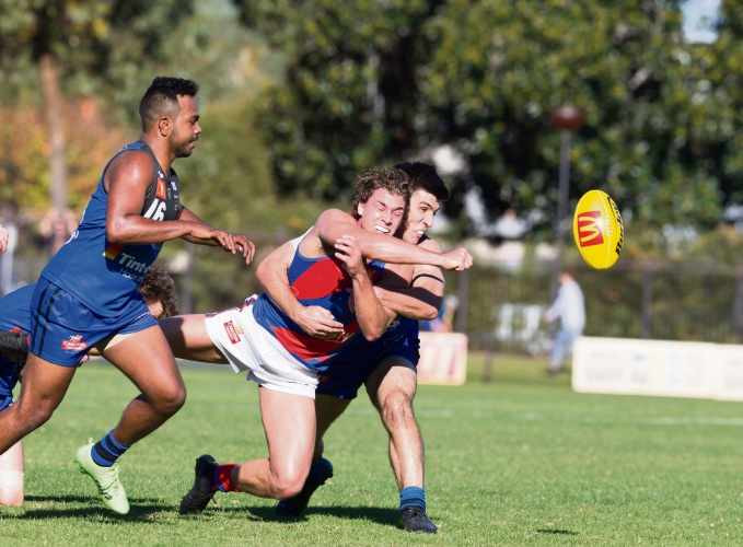WAFL: West Perth coach Bill Monaghan expecting tough test from East Perth