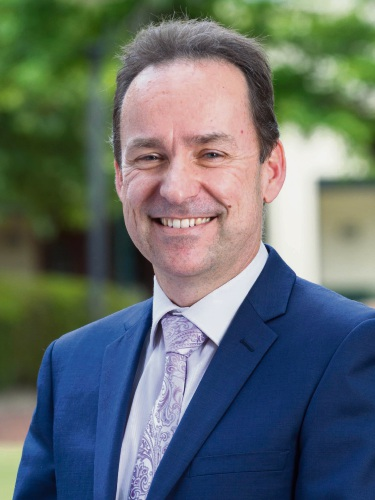 Town of Victoria Park chief executive Anthony Vuleta is a member of a board that wants to make it harder for residents to fight amalgamations.