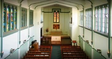 Church of St Mary Virgin.