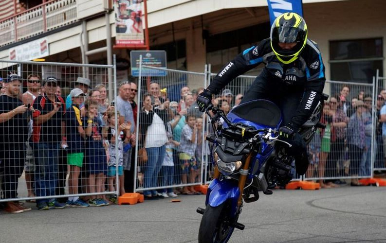 York revved up for Motorcycle Festival