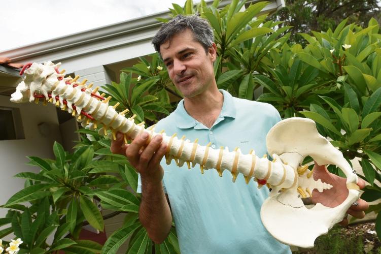 Rockingham osteopath Florian Schulze. Picture: Jon Hewson d481631