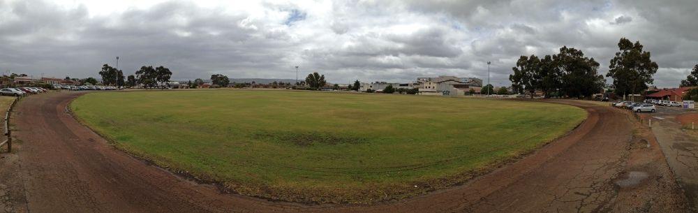 Midland Oval.