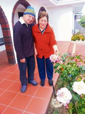 Balcatta's Mary and Naso Karstvo recently celebrated their 60th wedding anniversary.
