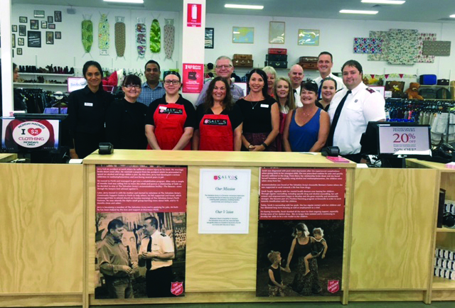 Salvos Store Opens In Baldivis Community News Group