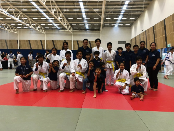 Lakay Judo Club trainees and coaches were pleased with how their participation in the 2018 WA State Judo Championship went.