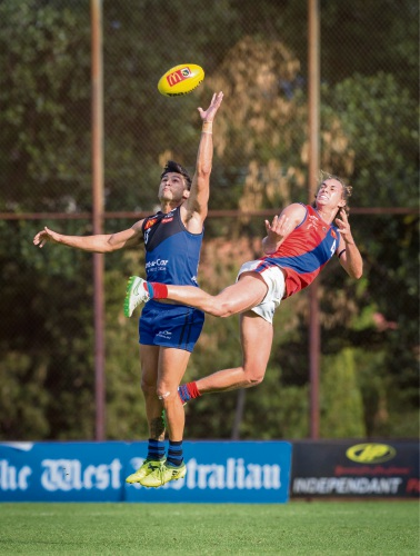 WAFL: West Perth coach demands team bounce back after heavy loss to East Perth