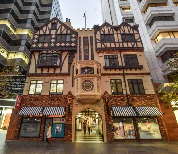Perth's London Court to host weddings on May 19 in unison with Royal event