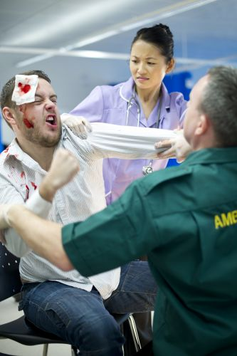 $2.2 million will go towards protective equipment for frontline health and security staff at WA's major hospitals. Picture: Stock image