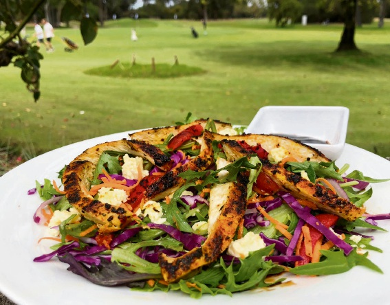 Spices Group has opened a gourmet café at Collier Park Golf Course.