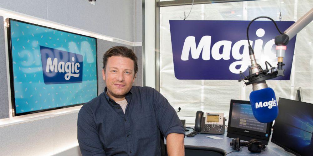 Jamie Oliver. Photo: Getty