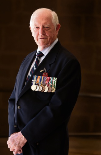 Joondalup RSL vice-president Kevin Emberson. Picture: Martin Kennealey www.communitypix.com.au   d481633