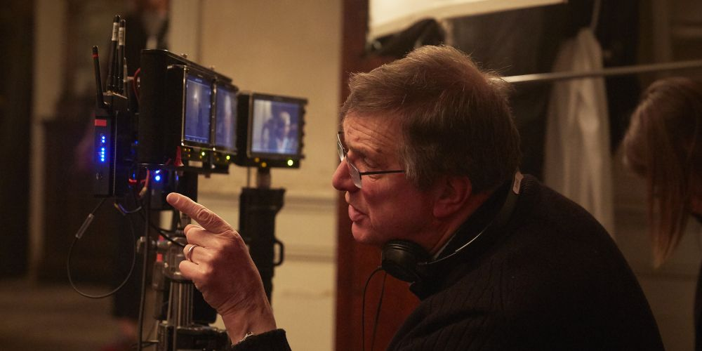 Director Mike Newell.