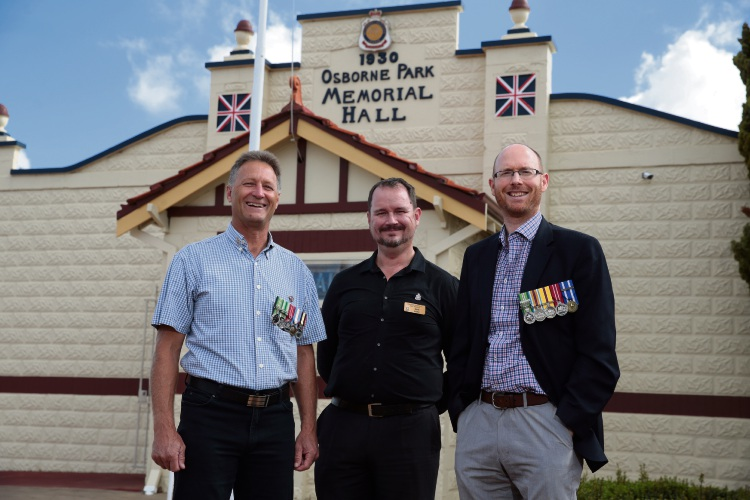 Anzac Day: Osborne Park RSL sub-branch focused on youth