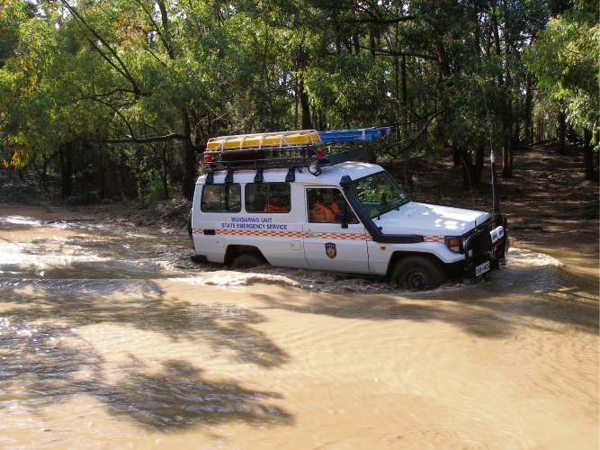 Mundaring SES is calling for more members. Picture: Rod Potter