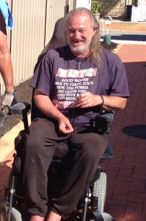 Woodbridge: WA Police appeal for help to find missing man who uses motorised wheelchair