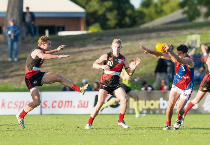 West Perth will again need to keep tabs on Clint Jones (left) when they face Perth on Saturday.
