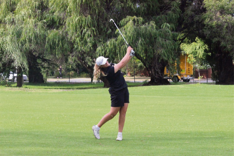 Mt Lawley's Kristen Rudgeley.