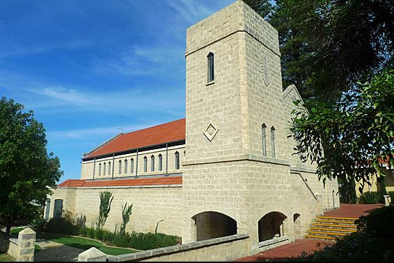 St Hilda's Anglican School for Girls.