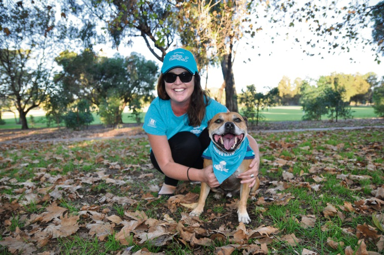 Scarborough: Kate and her fur baby gearing up for Million Paws Walk