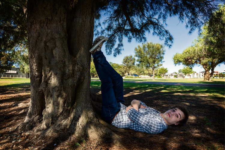 Matt Storer's new show Wuss is set to feature as part of the Perth Comedy Festival.