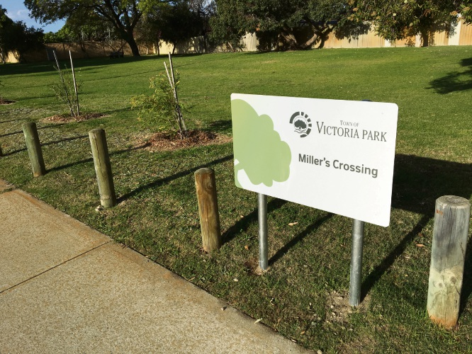 The Town of Victoria Park will make a decision about conducting more public consultation about Miller's Crossing.