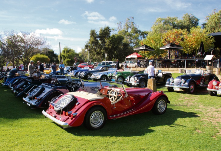 British Car Day returns to Gingin on May 20.