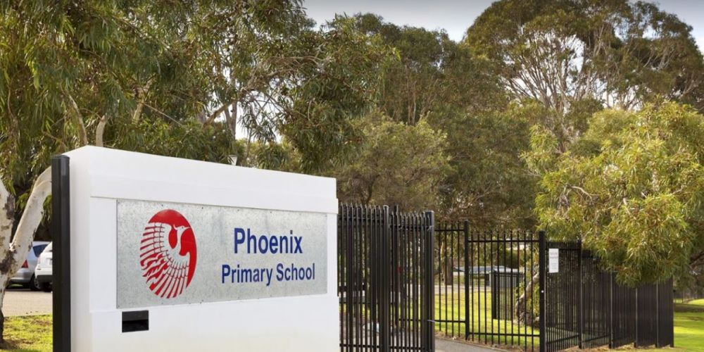 Phoenix Primary School staff are calling on residents to help out with information following the theft of two shade sails last month.